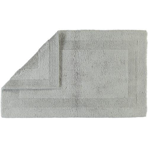 Badmat omkeerbaar Zilver