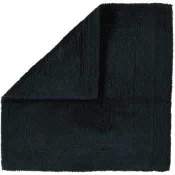 Badmat omkeerbaar Zwart cawö