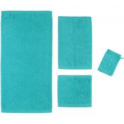 Badtextiel Life Style Turquoise 430