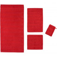 Badtextiel Noblesse 1001 Rood