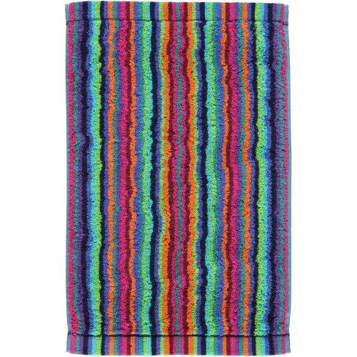 Gastendoek Life Style Multicolor Donkere Streep