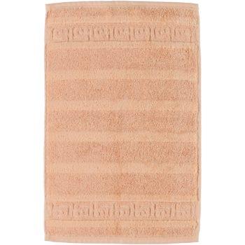 Handdoek Noblesse 1001 Zalm Cawö