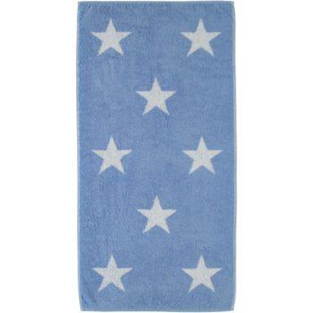 Saunahanddoek blauw
