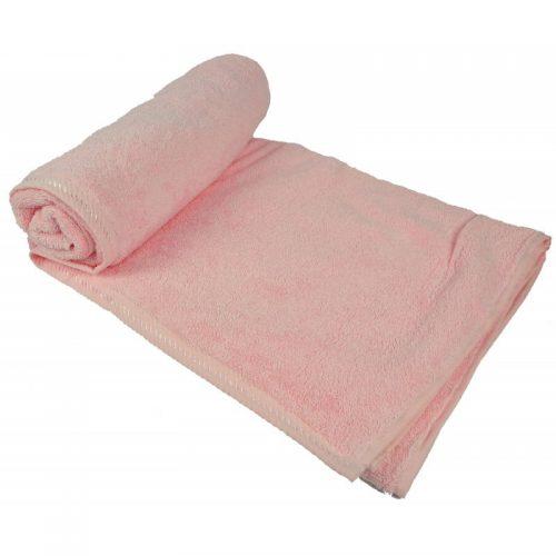 licht-roze-strandlaken XXL