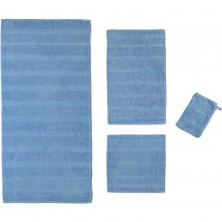 Cawö Noblesse2 1002 Middenblauw