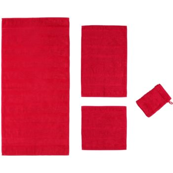 Badtextiel Noblesse 1002 Rood
