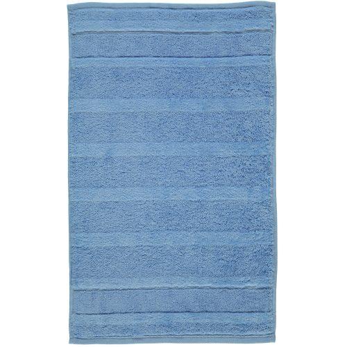 Handdoek Noblesse 1002 Middenblauw