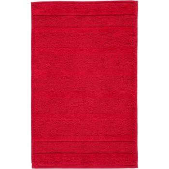 Handdoek Noblesse 1002 Rood uni