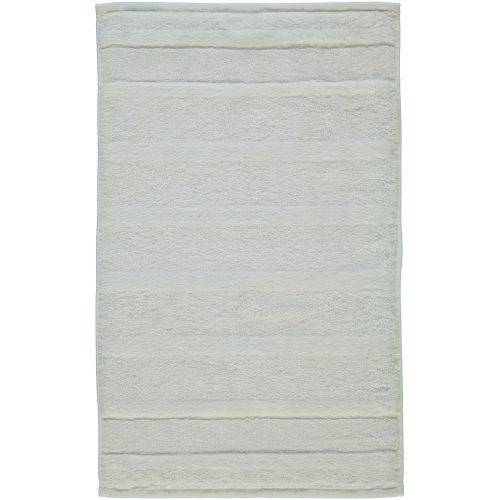 Handdoek Noblesse 1002 Wit uni