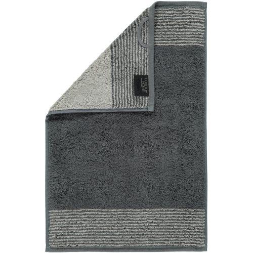 Handdoek Two-Tone Leisteen