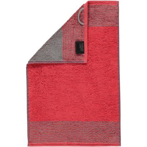 Handdoek Two-Tone Rood lus