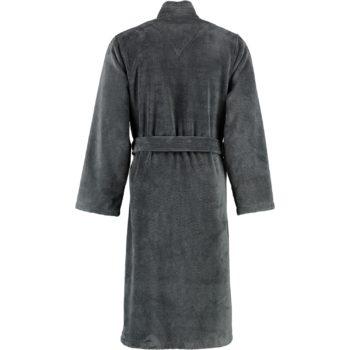 Heren badjas kimono stijl Lago achterkant