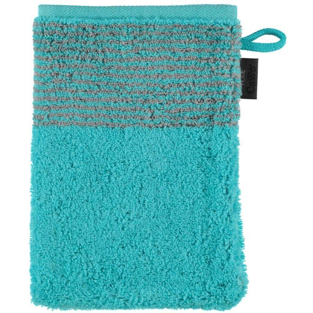 Washand Two-Tone Turquoise