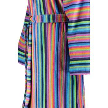 Cawö dames badjas met rits mouwCawö dames badjas met rits mouw