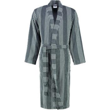 Jeugdige Lichtgewicht Kimono Cawö grijs voorkant