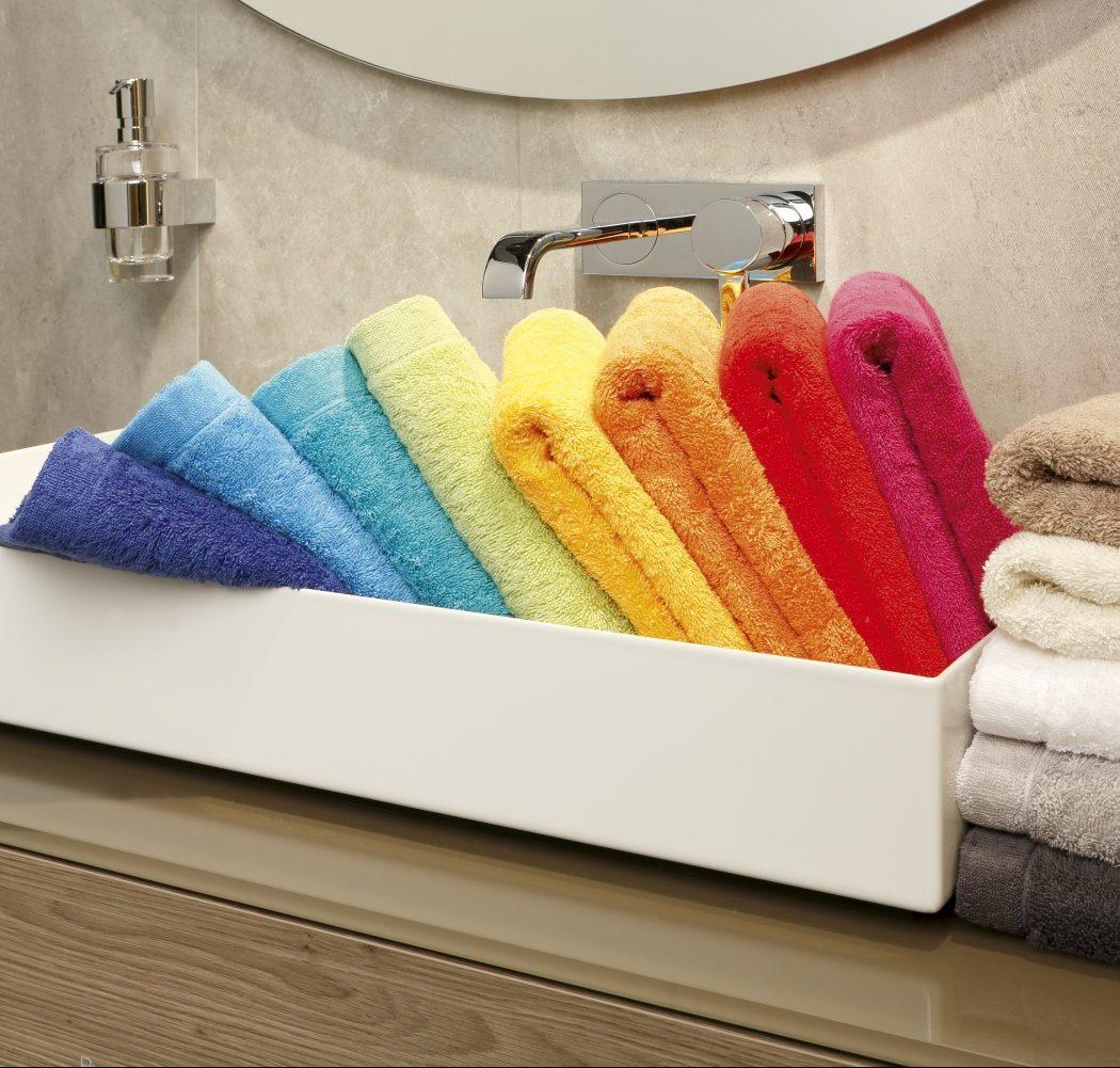 Noblesse 1001 Handdoeken stapel