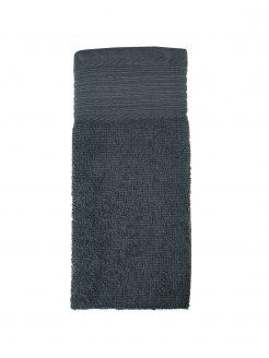 aanbieding baddoek antraciet