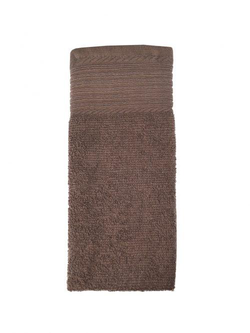 aanbieding baddoek taupe