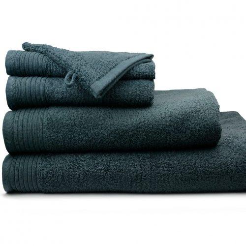 Aanbieding handdoeken kleur Antraciet