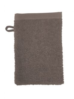 aanbieding washand taupe