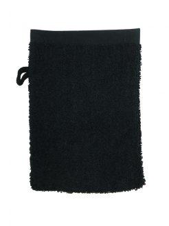 Aanbieding washand zwart