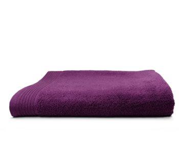 Baddoek aanbieding luxe zware kwaliteit plum