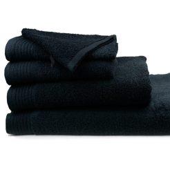 Badtextiel aanbieding luxe zware kwaliteit Zwart