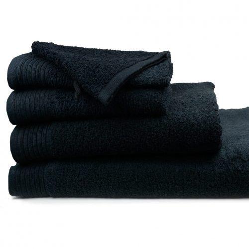 Handdoeken aanbieding kleur Black / Zwart