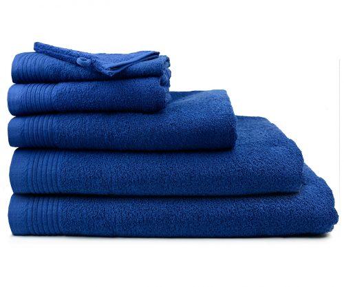 Handdoeken aanbieding kleur Navy