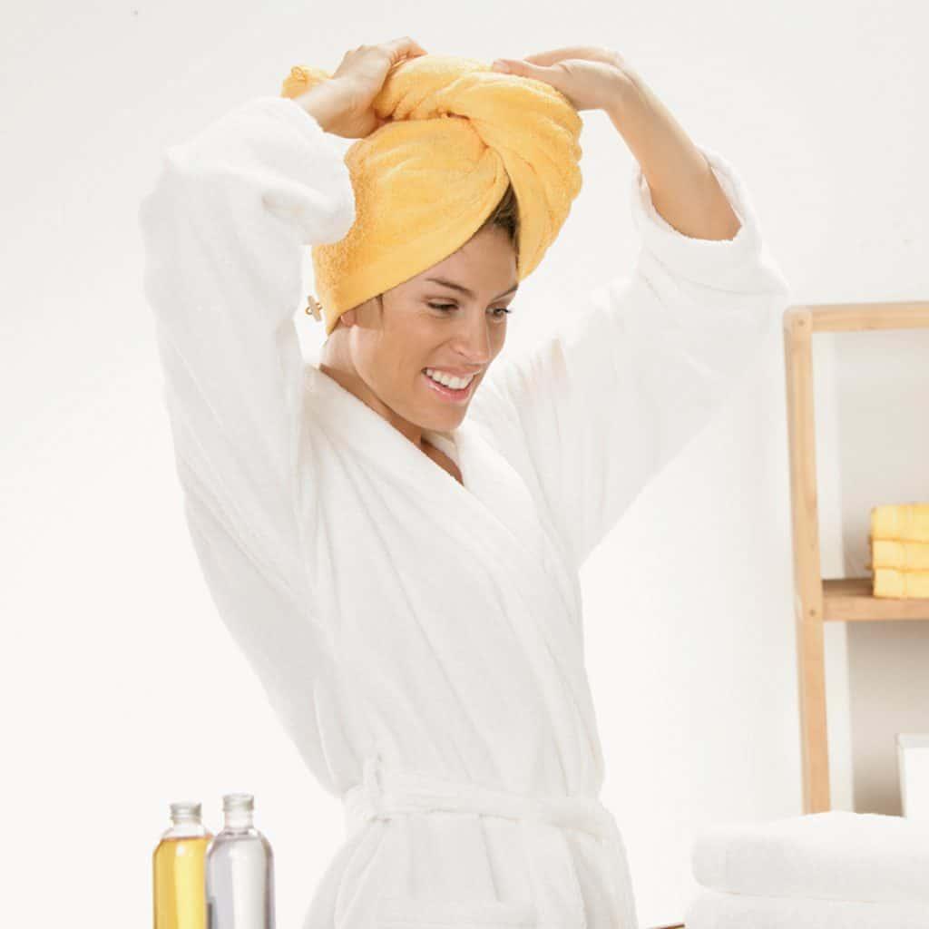 Haar Handdoek Cawö