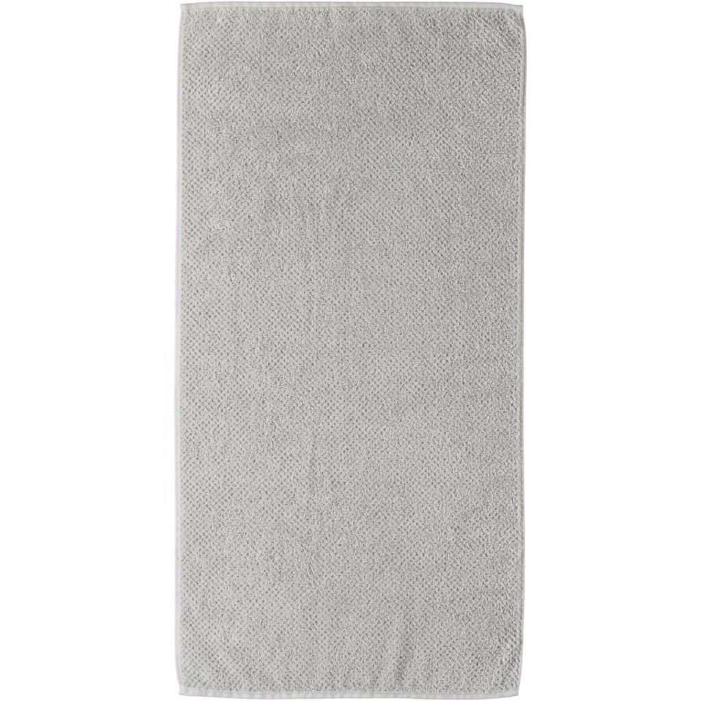 Handdoek s.Oliver zilver uni