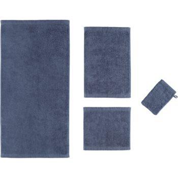 Collectie badtextiel Lifestyle Uni Nachtblauw