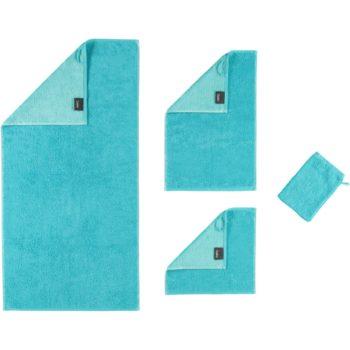 Collectie badtextiel Unique Doubleface Turquoise
