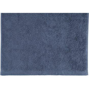 Handdoek Lifestyle Uni Nachtblauw