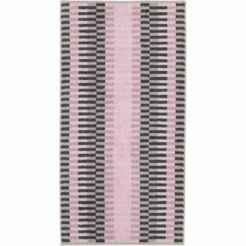 Cawo Badtextiel Level Mosaik pink