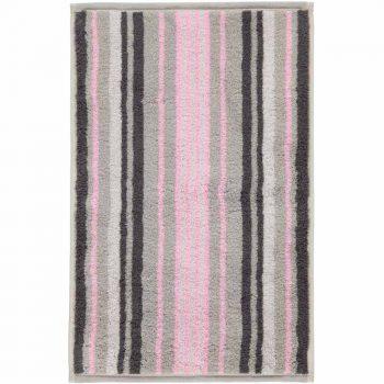 Cawo Handdoek Level Strepen pink
