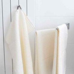 Vossen Handdoeken collectie Calypso Feeling Ivoor