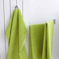 Vossen Handdoeken collectie Calypso Feeling Meadowgreen