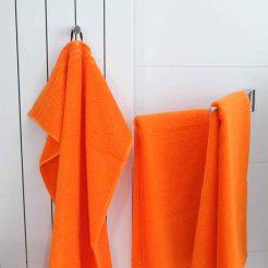 Vossen Handdoeken collectie Calypso Feeling Orange