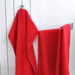 Vossen Handdoeken collectie Calypso Feeling Purper
