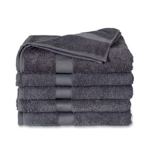 Handdoek Antraciet