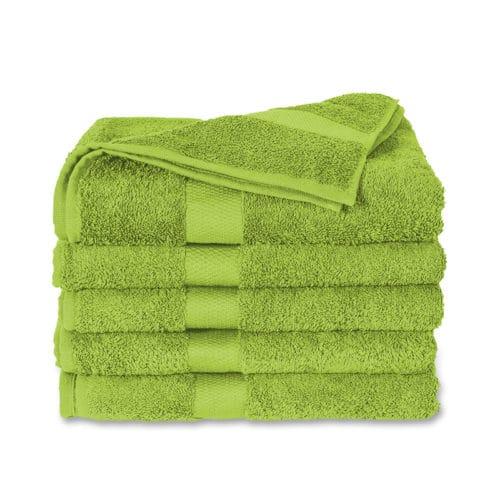 Handdoek Lime
